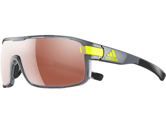 adidas Zonyk Glasses L grey transparent/LST active silver